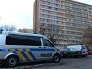 V Praze - Krči našli těla dvou mladých lidí (5. ledna 2013)
