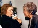 Jiřina Bohdalová a Jiřina Jirásková ve filmu Fany (1995)