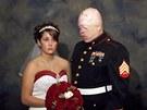 V roce 2007 vyhr�la svatebn� fotografie Renee a Tylera kategorii Portr�t v