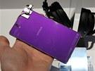 Sony Xperia Z na veletrhu CES v Las Vegas