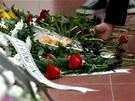Pohřeb Květy Legátové se odehrál v brněnském krematoriu