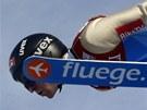 Norský skokan na lyžích Anders Jacobsen letí za druhým vítěztsvím v Turné čtyř