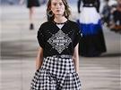Nápadné maxi sukně: Alexis Mabille