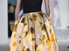 Nápadné maxi sukně: Dior