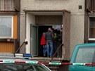 Incident se odehrál v jednom z paneláků v Mladé Boleslavi (3. ledna 2013).