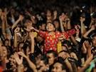 Poprvé se příchod nového roku oslavoval v Barmě. V Rangúnu se podle
