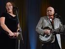 Na Mládkových sedmdesátinách nechyběly ani vtipné scénky typické pro Banjo