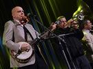 """Banjo Band se sešel ve """"zlaté sestavě"""", která společně dlouho nehrála."""