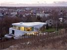 Autorem domu je známá nizozemská architektonická kancelář UNStudio vedené