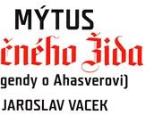 Obálka knihy Mýtus Věčného Žida