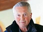 K Zemanovým nejvěrnějším patří i Josef Vencovský, jenž vytvořil v Rytířsku