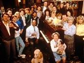 EastEnders - populární seriál BBC
