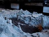 Jedinečný objev mohyly v Nymburce uvidí lidé až na jaře a kvůli ochraně pouze