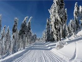 Zimní dovolená v Beskydech