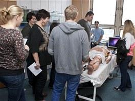 Studujte biomedicínské inženýrství, které posunuje hranice léčby