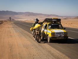 Ruta 5 je poslední částí panamerické dálnice. Začíná až na Aljašce a končí