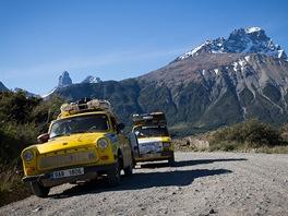 Pokračujeme po známé cestě Carretera Austral, považovanou za nejkrásnější trasu