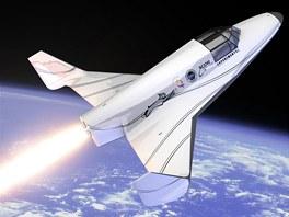Raketopl�n LYNX