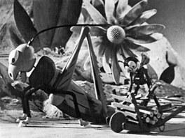 Z animovaného filmu Hermíny Týrlové Ferda mravenec (1944)