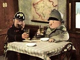 Dobrý voják Švejk v pojetí Jiřího Trnky