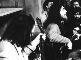 Jaroslav Hutka a Fedor Frešo v Brně (1976)