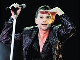 Zp�v�k skupiny Depeche Mode Dave Gahan
