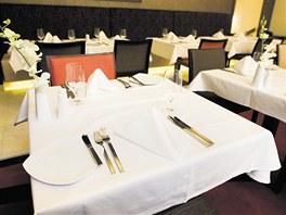 Interiér restaurace (Ilustrační snímek)