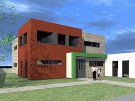 Vizualizace: takto by měla vypadat nová soukromá Základní a Mateřská škola