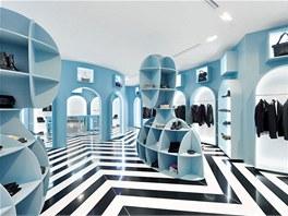 Hongkongský butik Hitgallery je z dílny italského designéra Fabia Novembreho.