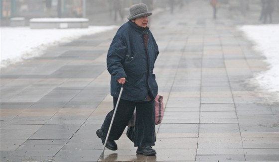 Mlha? Ne, smog. I centrum Ostravy trápí nadlimitní koncentrace polétavého
