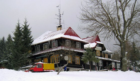 Chata Slavíč