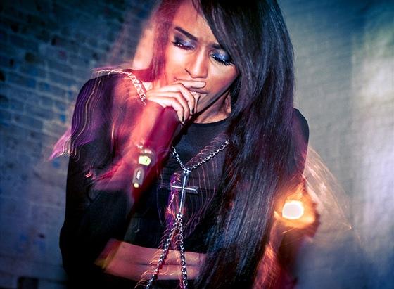 Stane se raperka Angel Haze ženským protějškem Eminema?