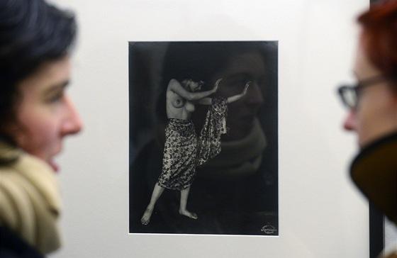 V�stava v pra�sk� Galerii Josefa Sudka p�edstavuje drtikolovy pr�ce vznikl�