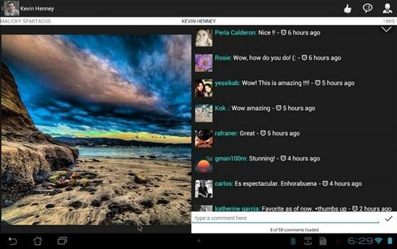 Aplikace InstaGrid for Instagram spolupracuje spopulární službou na sdílení