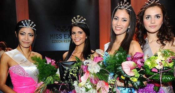 Titul 1. Vicemiss Expat patří Slamet Wahyuni z Indonésie, vítězkou Miss Expat...