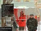 Další protest proti komunistům ve vedení kraje na českobudějovickém náměstí
