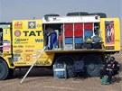 """Doprovodné vozidlo  TATRA 815 VE 16.500 6x6.1 """"Babča"""""""