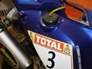 KTM 950 – Zadní nádrž na 10 litrů paliva