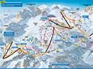 Celkem 26,5 kilometrů závodu Schlag das Ass prověří kondici i techniku každého