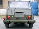 VW 181 v provedení Bundeswehr