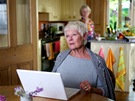 Judi Denchová v krátkém filmu Žádost o přátelství odeslána