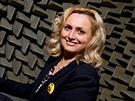 Ředitelka a jednatelka hradeckého výrobce hudebních nástrojů Zuzana Ceralová