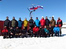 Expedice brněnských vědců na Antarktidě