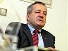 T�borsk� podnikatel Karel L�ka�, majitel a jednatel spole�nosti Bauer Technics.