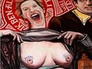 V muzeu tetování nechybí ani smysl pro humor. Otázka zní: sladké nebo kyselé?