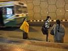 Na této zastávce Indka 16. prosince nastoupila do autobusu, ve kterém byla...