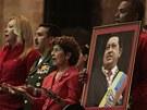 V Havaně se v sobotu konala mše za uzdravení venezuelského prezidenta Huga