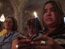 Obyvatelům Kuby velmi leží na srdci udravení Huga Cháveze, modlili se za něj