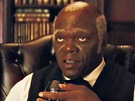 Samuel L. Jackson ve filmu Nespoutaný Django