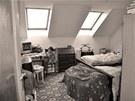 Rodina se vrhla na přestavbu rodinného domu. Z podkrovní ložnice udělala dětský
